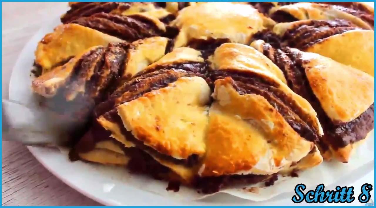 ᐅ Nutella Stern Rezept Zum Selber Machen Video