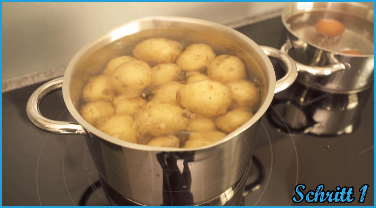 kartoffelsalat mit miracel whip